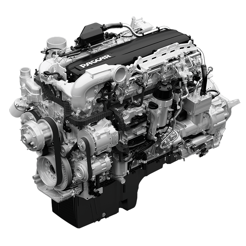 PACCAR MX13 Engine Picture